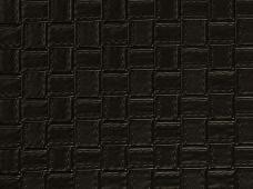 Basket Weave Black