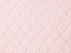 Quilted Solid Pink