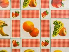 Sleek Checks Orange